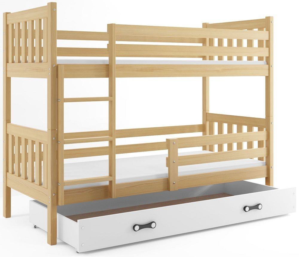 łóżko Piętrowe Carino